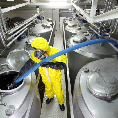 Prévention des risques chimiques et biologiques