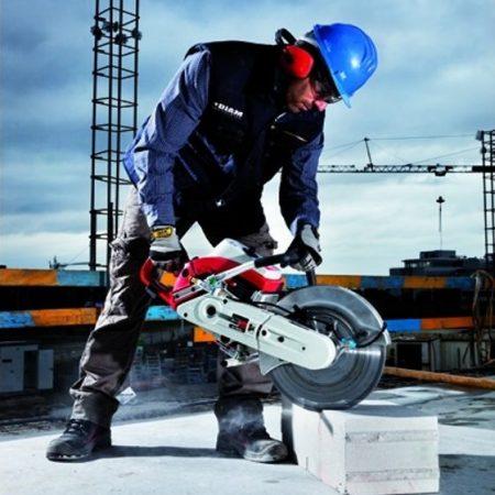 Sécurité dans l'utilisation des outils diamantés
